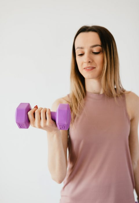 Jak skutecznie budować suchą masę mięśniową