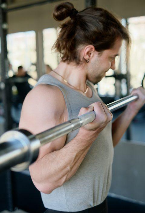 Jak zbudować suchą masę mięśniową