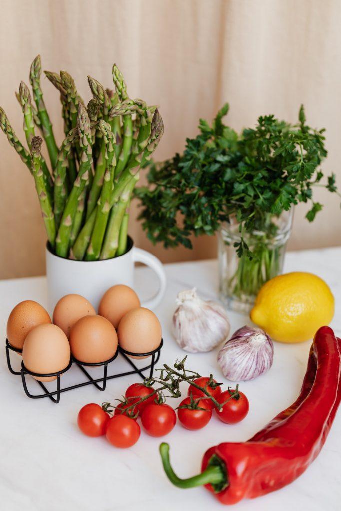 jak chronić się przed wirusami - odpowiednia dieta