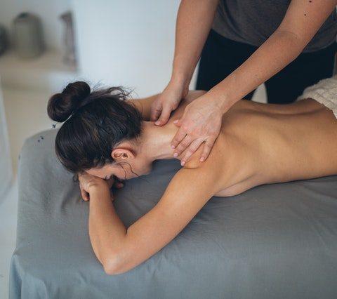 rodzaje masażów